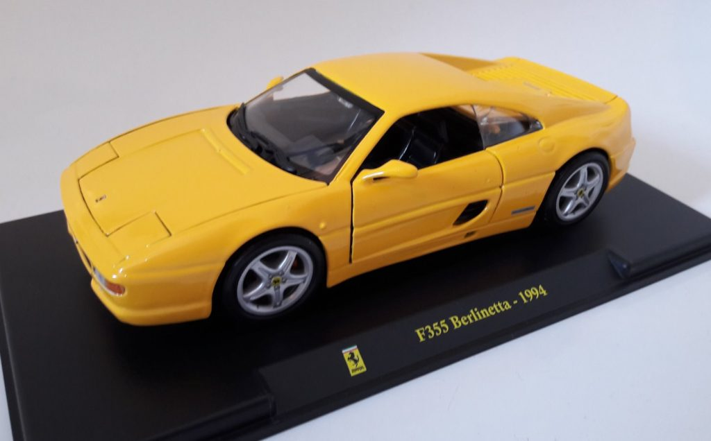 Ferrari F355 Berlinetta Image