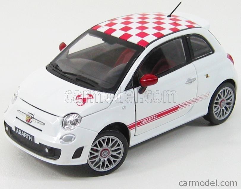 Fiat-Abarth Nuova 500 Image