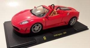 Ferrari F430 Spider Image