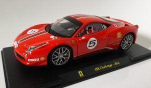 Ferrari 458 Challenge #5 Image