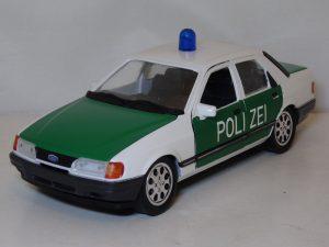Ford Sierra Ghia Polizei Image