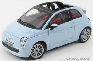 Fiat Nuova 500C Cabriolet Image