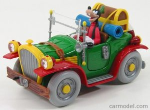 Walt Disney Goofy Car Image