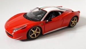 Ferrari 458 Italia Lauda Image