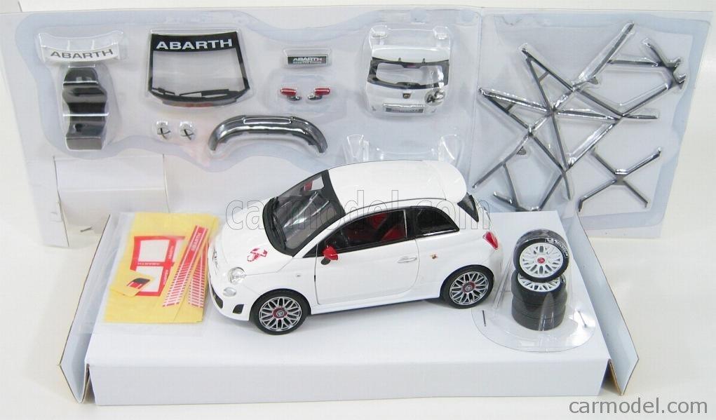Fiat-Abarth Nuova 500 (Kit Assetto Corsa) Image