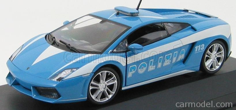 Lamborghini Gallardo LP560-4 Polizia Image
