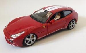 Ferrari GTC4 Lusso - Inspired by the F2003-GA Image