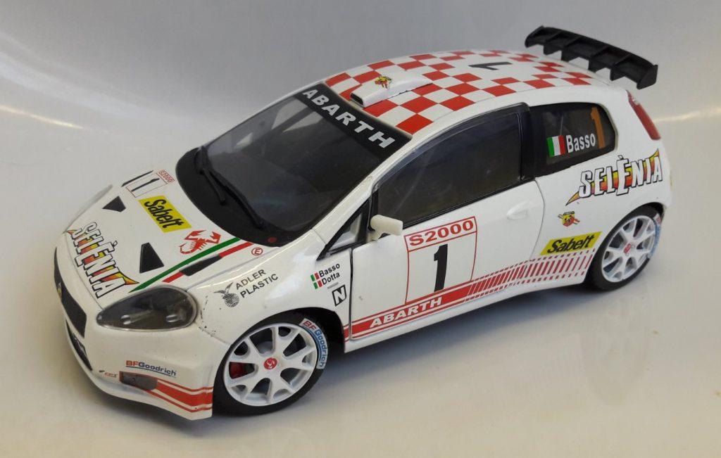 Fiat-Abarth Grande Punto S2000 #1 Image