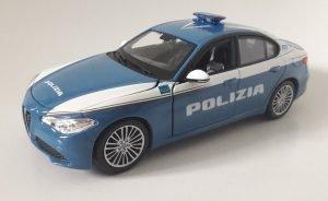 Alfa Romeo Giulia Polizia Image
