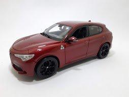Alfa Romeo Stelvio QV Image
