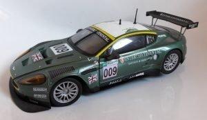 Aston Martin DBR9 #009 Le Mans Image