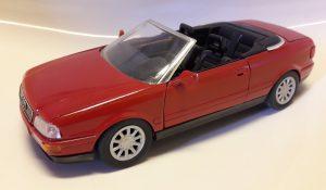 Audi 80 Cabriolet Image