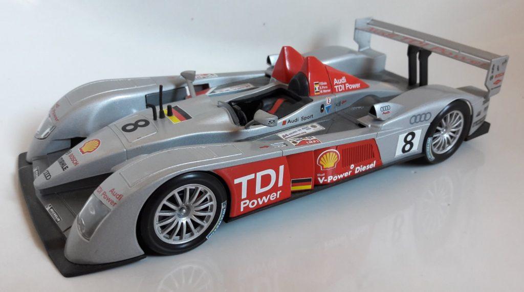 Audi R10 TDI #8 Le Mans Image