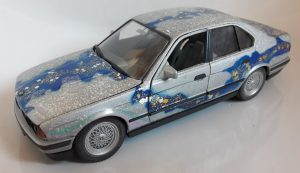 BMW 535i Art Car Image