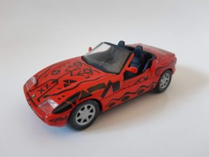 BMW Z1 Art Car Image