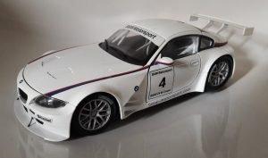 BMW Z4 M Coupe #4 FIA GT Image