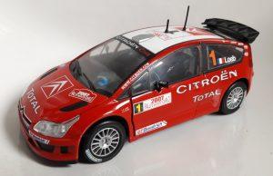 Citroen C4 WRC #1 Total Image