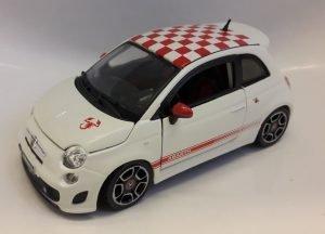 Fiat-Abarth 500 Image
