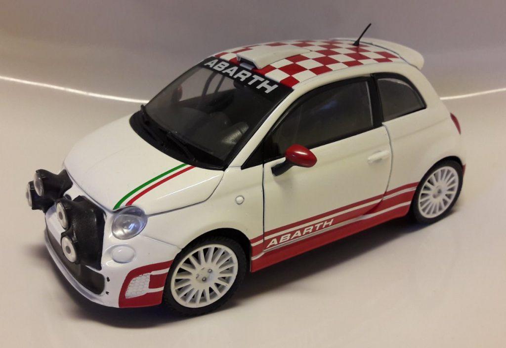 Fiat-Abarth Nuova 500 R3T Image