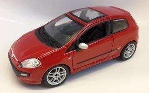 Fiat Grande Punto Evo Image