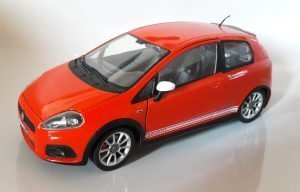 Fiat-Abarth Grande Punto Image