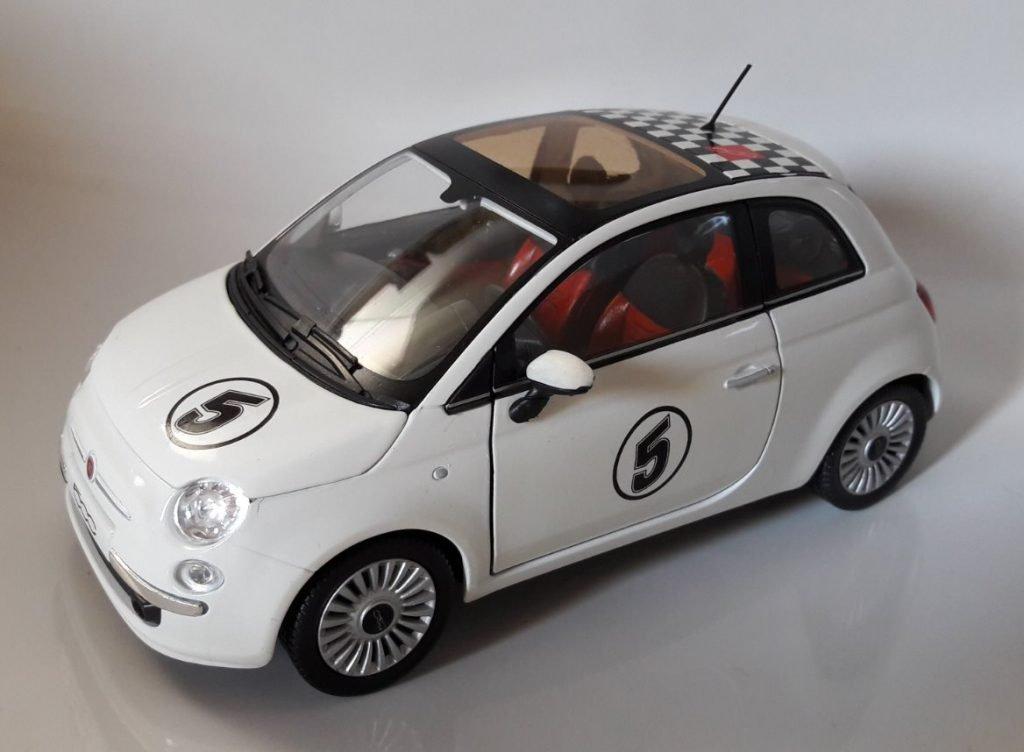 Fiat Nuova 500 #5 Image