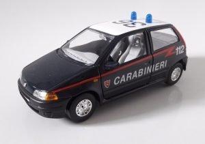 Fiat Punto Carabinieri Image