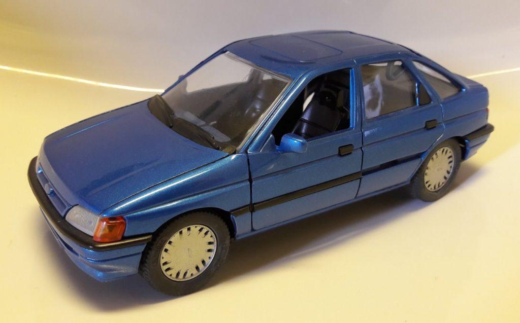Ford Escort Ghia Image