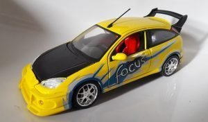 Ford Focus SVT Tuning Image