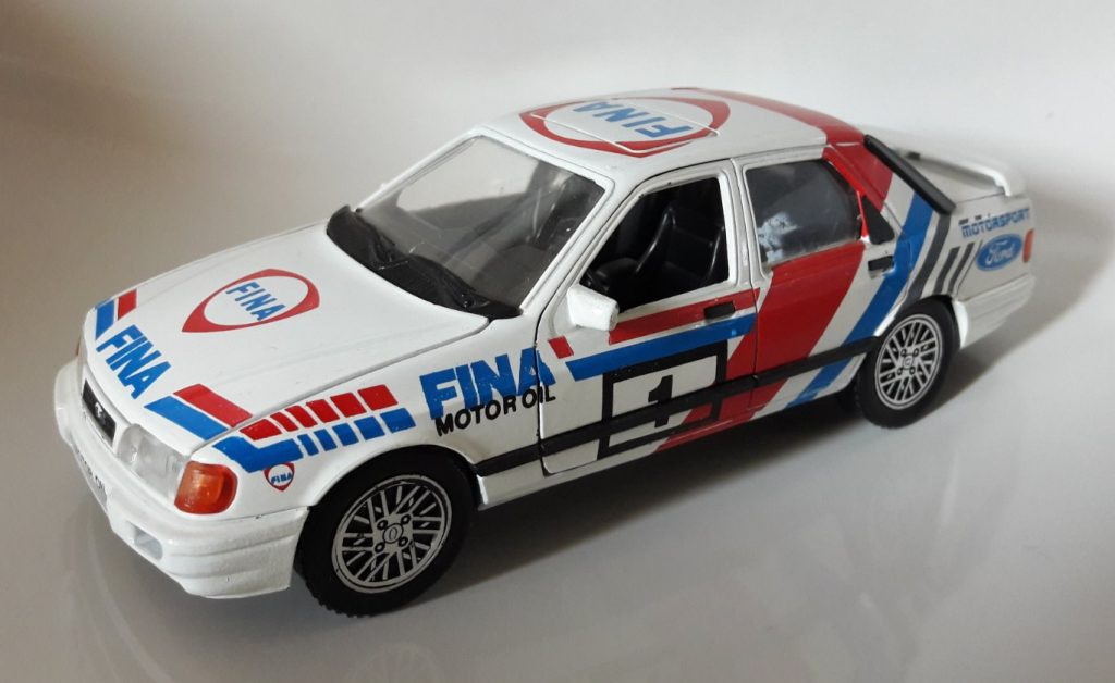Ford Sierra Cosworth #1 FINA Image