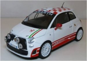 Fiat-Abarth 500 R3T Image