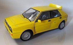 Lancia Delta HF Integrale Image