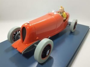 Le Bolide Rouge Image