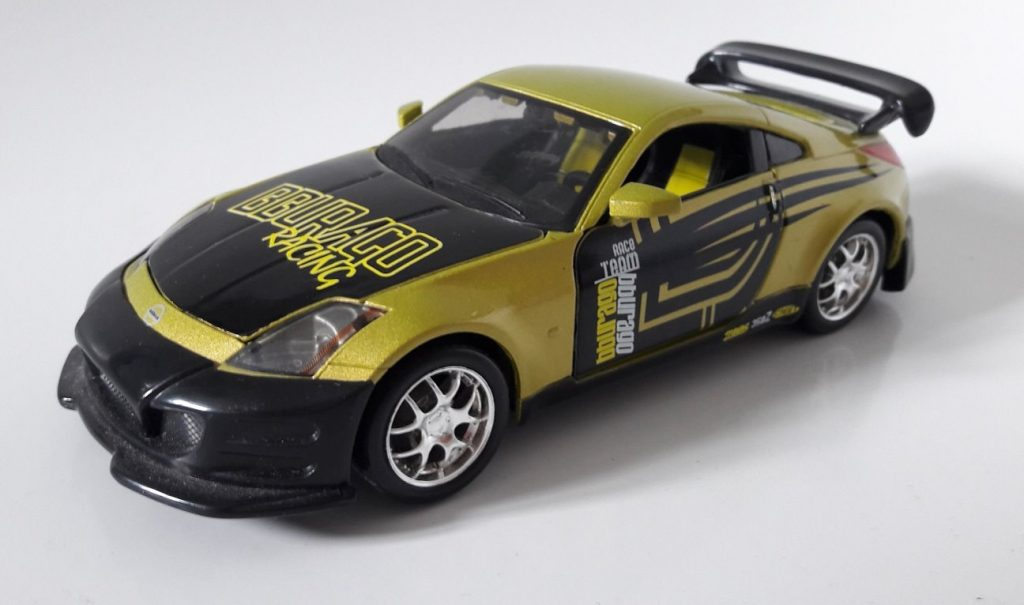Nissan 350Z Tuning Image
