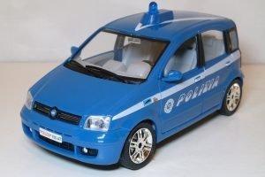 Fiat Panda Polizia Image