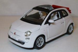 Fiat 500C Cabriolet Image