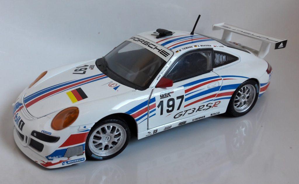 Porsche 911 (2011) 997 GT3 #197 Mobil Image