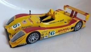 Porsche RS Spider #6 DHL Image
