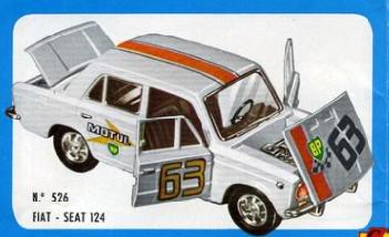 Seat 124 Rallye Image