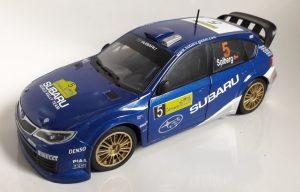 Subaru Impreza WRC #5 Image