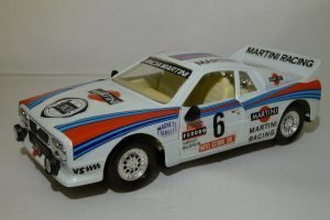 Lancia 037 Rally #6 Martini Image
