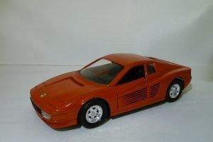 Ferrari Testarossa Image