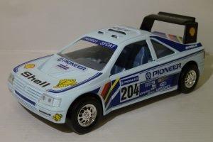 Peugeot 405 T16 #204 Pioneer Image