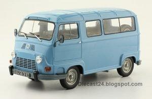 Renault Estafette 800 Image