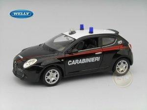 Alfa Romeo Mito Carabinieri Image