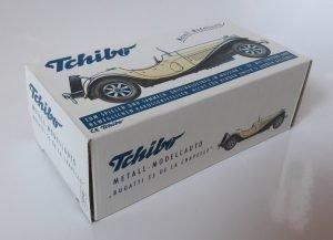 Bugatti Type 55 - Box promo Tchibo Image