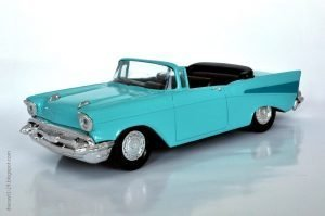 Chevrolet Bel Air Spider Image