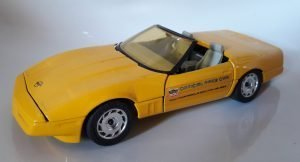 Chevrolet Corvette Roadster 500 Pace Car Image