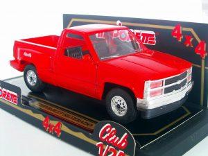 Chevrolet Silverado Sport Side Image
