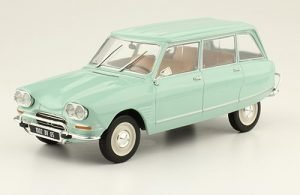 Citroen Ami 6 Break Club Image